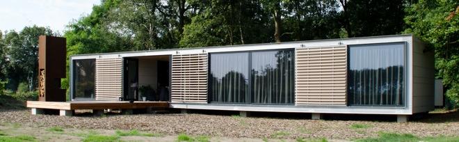 Prefab beton woningen prijzen for Goedkope prefab woningen
