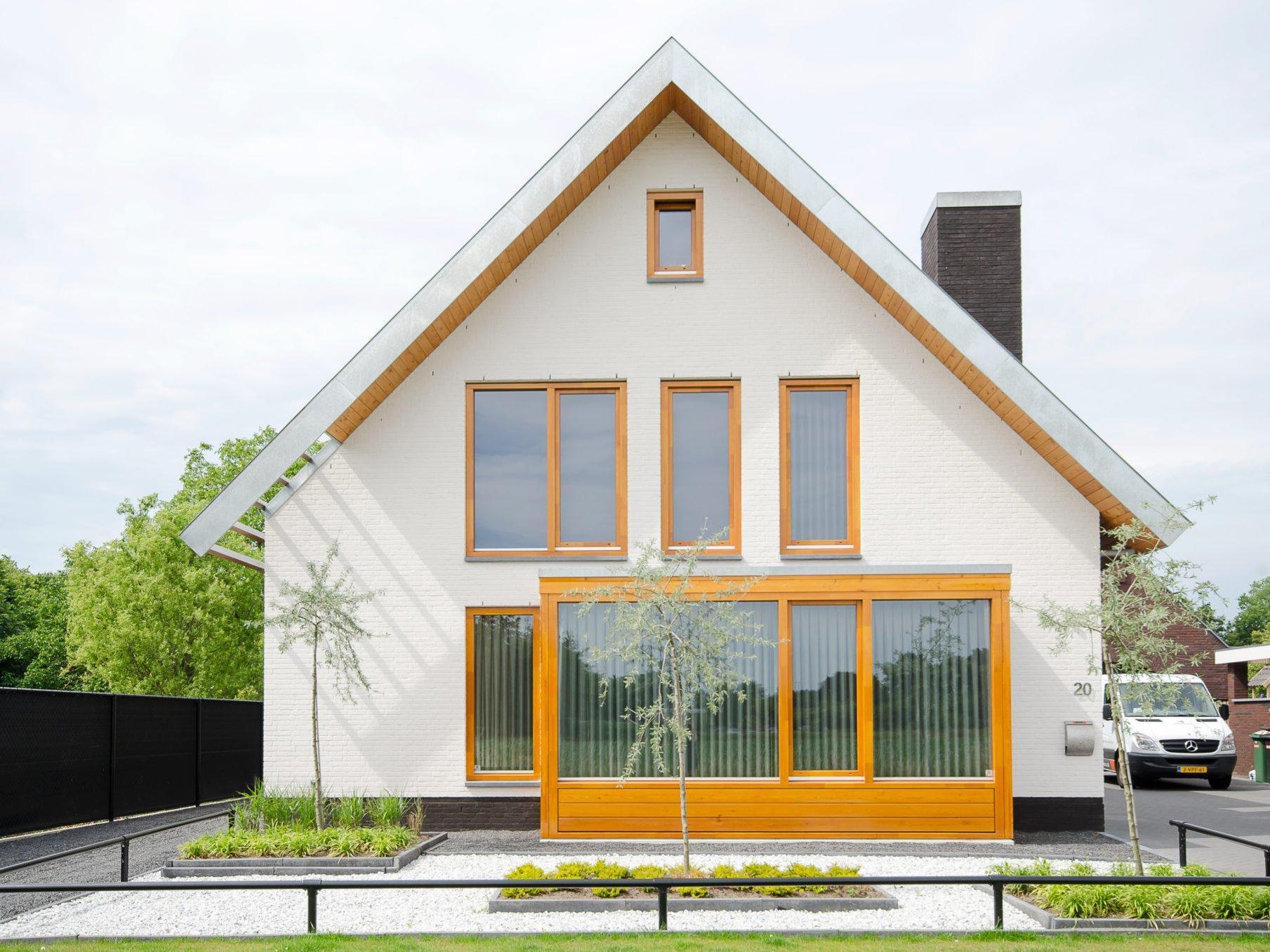 Moderne landelijk gelegen woning